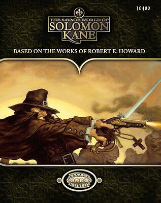 The Savage World Of Solomon Kane  49 99 Value Pinnacle Entertainment Group 10400