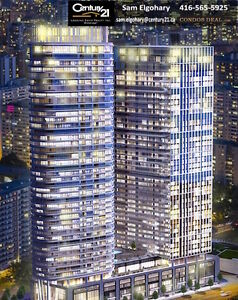Via Bloor Register for the VIP Sale Now!!!!!! 3 bed +++++   STEP