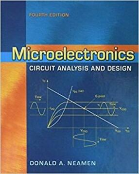 9781259252976 | Microlectronic Circuit Analysis and Desig...