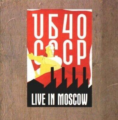 Live in Moscow - UB40 - EACH CD $2 BUY AT LEAST 4 1990-10-25 - A&M / DEP Interna comprar usado  Enviando para Brazil