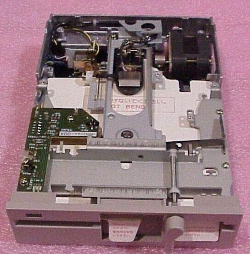 NOS TEAC  FD-55FV-03-U  5.25 Inch  Vintage Floppy Diskette Drive