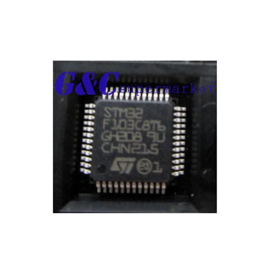 5PCS MCU ARM IC ST LQFP-48 STM32F103C8T6 STM32F103C8T6