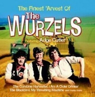 The Wurzels   Finest Arvest Of Very Best Of  New Cd