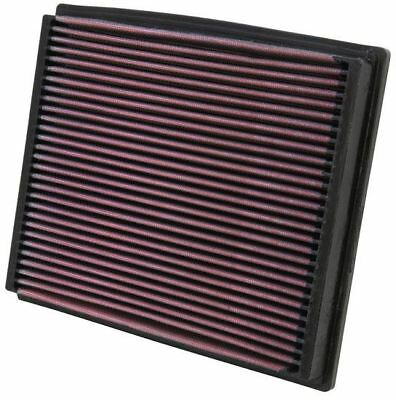 33-2125 K/&N Air Filter For Audi A4 2.4//2.6//2.7//2.8 V6 Petrol 1994-2002