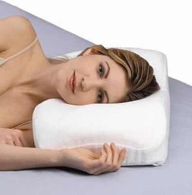 - SleepRight Splintek Side Sleeping Memory Foam Pillow SR245PRO 24