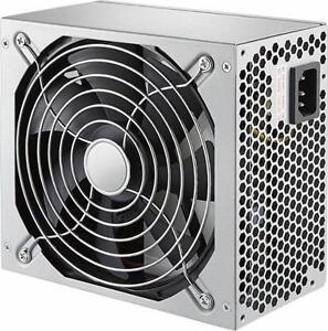 Insignia™ - 520W ATX Power Supply - Silver