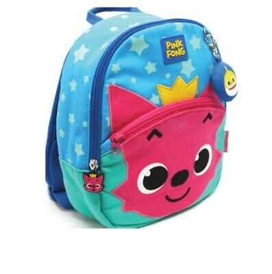 Pinkfong Safety Strap Backpack Melody Bag Sack
