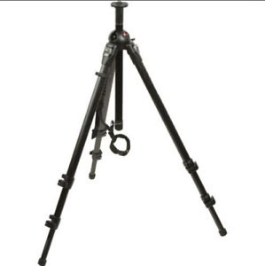 Manfrotto 055MF3 3-section Magfiber Carbon Tripod