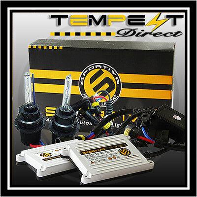 Sportiva 9007 Bi Xenon AC Digital HD 55W Slim Conversion Kit W - Relay Harness