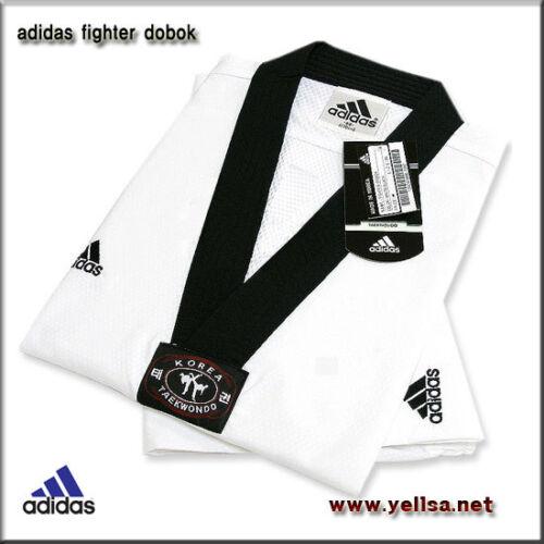 adidas fighter taekwondo dobok/ultra-lightweight/functional fabric/karatedo