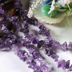 Natural-35L-Amethyst-Quartz-Crystal-Chips-Gem-Beads