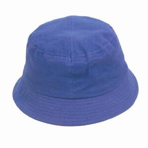 Kids Beach Bush Sun Bucket Hat Childs Boys Girls Baby Toddler 5 COLOURS Cap