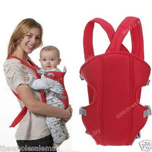Baby Carrier Sling Wrap Rider Comfort Backpack 2 Colors