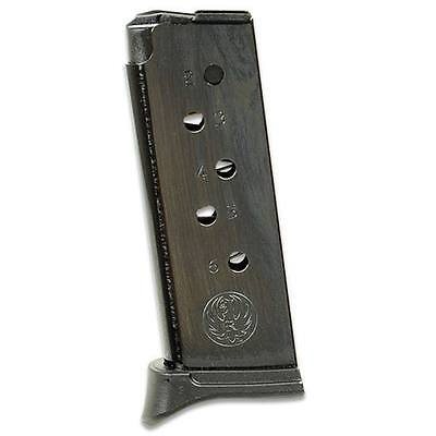 Ruger Factory .380 Lcp 6 Round With Finger Rest P20/6 Factory Magazine 90333