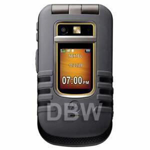 NEW MOTOROLA i680 BRUTE UNLOCKED NEXTEL WORLDWIDE SB