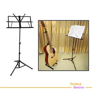 Musicians-Gear-360-angle-Heavy-Duty-Folding-Music-Stand-Tripod-Black