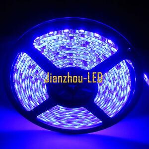 5050-LED-5M-Waterproof-SMD-BLUE-300LED-5M-High-power-Flexible-Strip-Light-12V