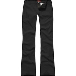 NEW-DICKIES-GIRLS-BLACK-PANTS-N882-THE-WORKER-NWT-WITH-TAGS-WOMENS-POCKET