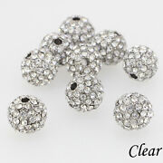 Crystal Disco Ball Loose Beads