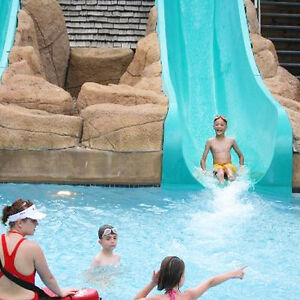 Wyndham Glacier Canyon June 8 -12  2Bdrm Dlx Wilderness Waterparks WI Dells Jun
