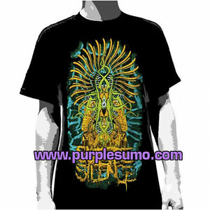 SUICIDE-SILENCE-Egyptian-T-shirt-NEW-LARGE-ONLY