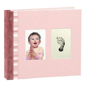 Pearhead-Baby-Book-Pink-memory-Book-for-Girl-babybook-PINK