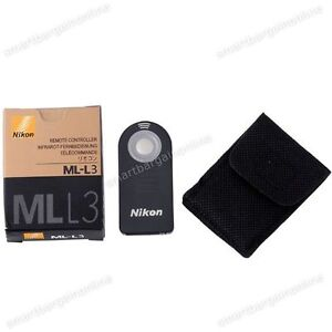 ML-L3 ML L3 Remote Control for Nikon D7000 D5100 D5000 D3000 D90 P6000 P7000 D60