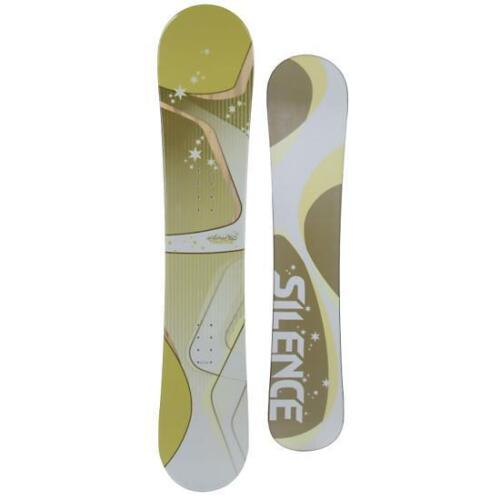Silence Snowboard Astral Snowboard 150cm Wood Core Free Ship