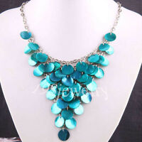 Mother Of Pearl Shell Crafts Necklace