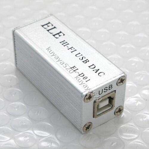 ELE-EL-D01-MINI-HIFI-USB-DAC-SOUND-Audio-CARD-PCM2704-BOARD-ELNA-Capacitor-S