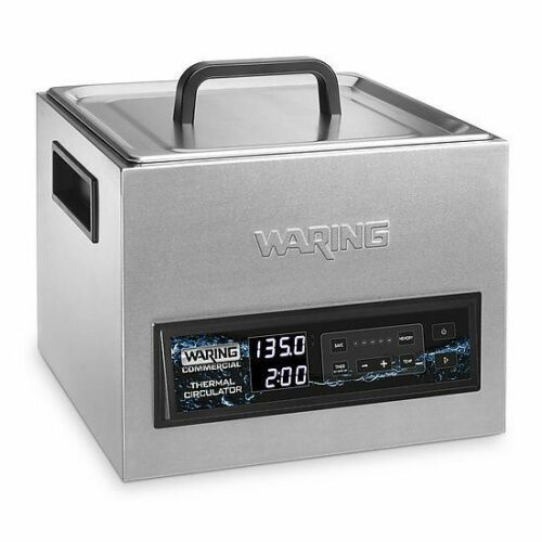Waring Sous Vide 4.2 Gallon Thermal Circulator Model WSV16