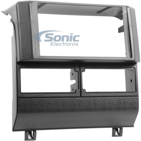 Metra 95-3000 Double DIN Dash Install Kit for Select 1988-1994 GM Trucks