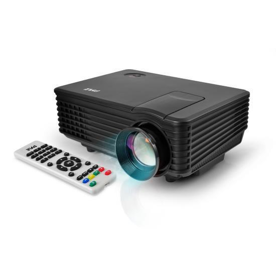 Digital Multimedia Projector, HD 1080p Support, Up to 80