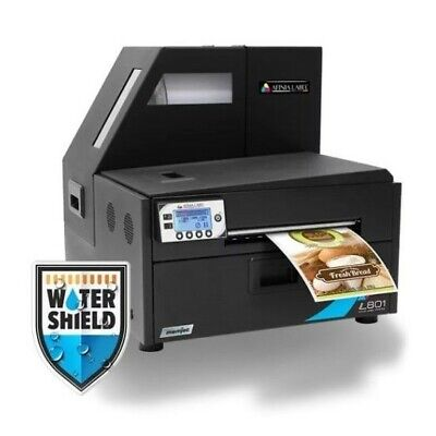 Afinia Label L801 Plus Color High Speed Label Printer For Water-resistant Labels