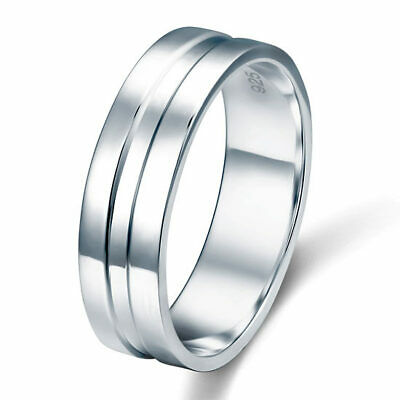 Alianza en Plata de 1ª ley (boda-compromiso) TAMAÑO 11 (20.6mm)