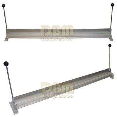 48 Aluminum Steel Sheet Metal Brake Bending Bender Bench Top Free Shipping