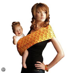 Seven Slings Baby Infant Carrier Sling Size 4