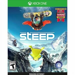 STEEP Xbox One (Great Condition)