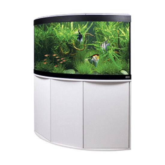 FLUVAL Venezia 190 LED Aquarium Kombination Weiß (190 l - 98x70x130 cm)