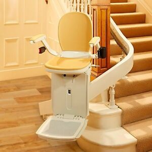 Curved Stairlift - used for 6 months
