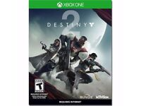 XBox One Destiny 2 Game