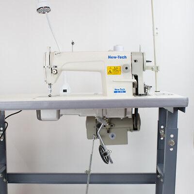 New-tech Gc-8700 Sewing Machine With Servo Motorstand Led Lampfree Shipping
