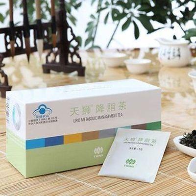 Tiens Lipid Metabolic Management Tea  40 Bags