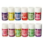 12st Flower Essential Oil Set Spa Aromatherapy Pure Thera...