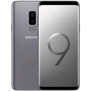 Galaxy S9 Plus 64GB factory unlocked works perfectly in good con