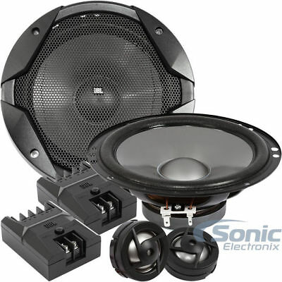 "JBL GT7-6C 6.5"" 2-Way GT7-Series Component Speaker System-Set of 2"