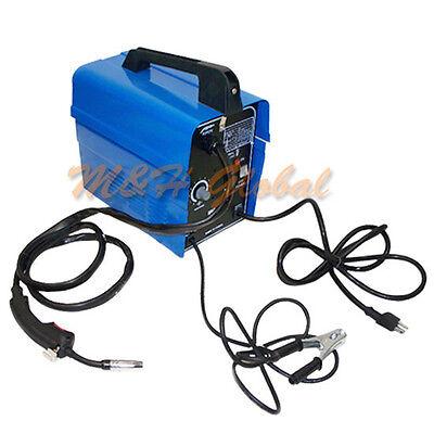 Dual Wire Arc Flux Mig Welder Welding Soldering Machine 55-90 Amp