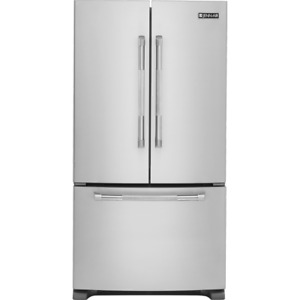 "Jenn-Air JFC2089BEP 36"" Counter-Depth French Door Refrigerator"