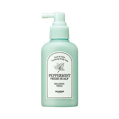 [SkinFood] Peppermint Fresh Scalp Relaxing Tonic 120ml
