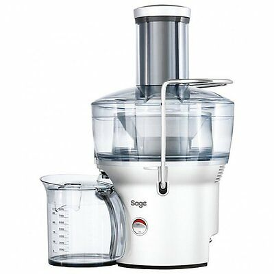 Sage by Heston Blumenthal The Nutri Juicer Compact BJE200SIL Activity RRP £130